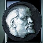 Desktop Soviet Union Lenin Plaque (1)