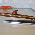 Foxtrot Submarine Model (8)