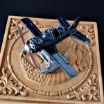 Model Polikarpov I-16 Plane (2)
