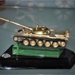 Model Soviet Tank T54 (1)