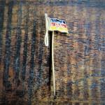 Pin Flag DDR