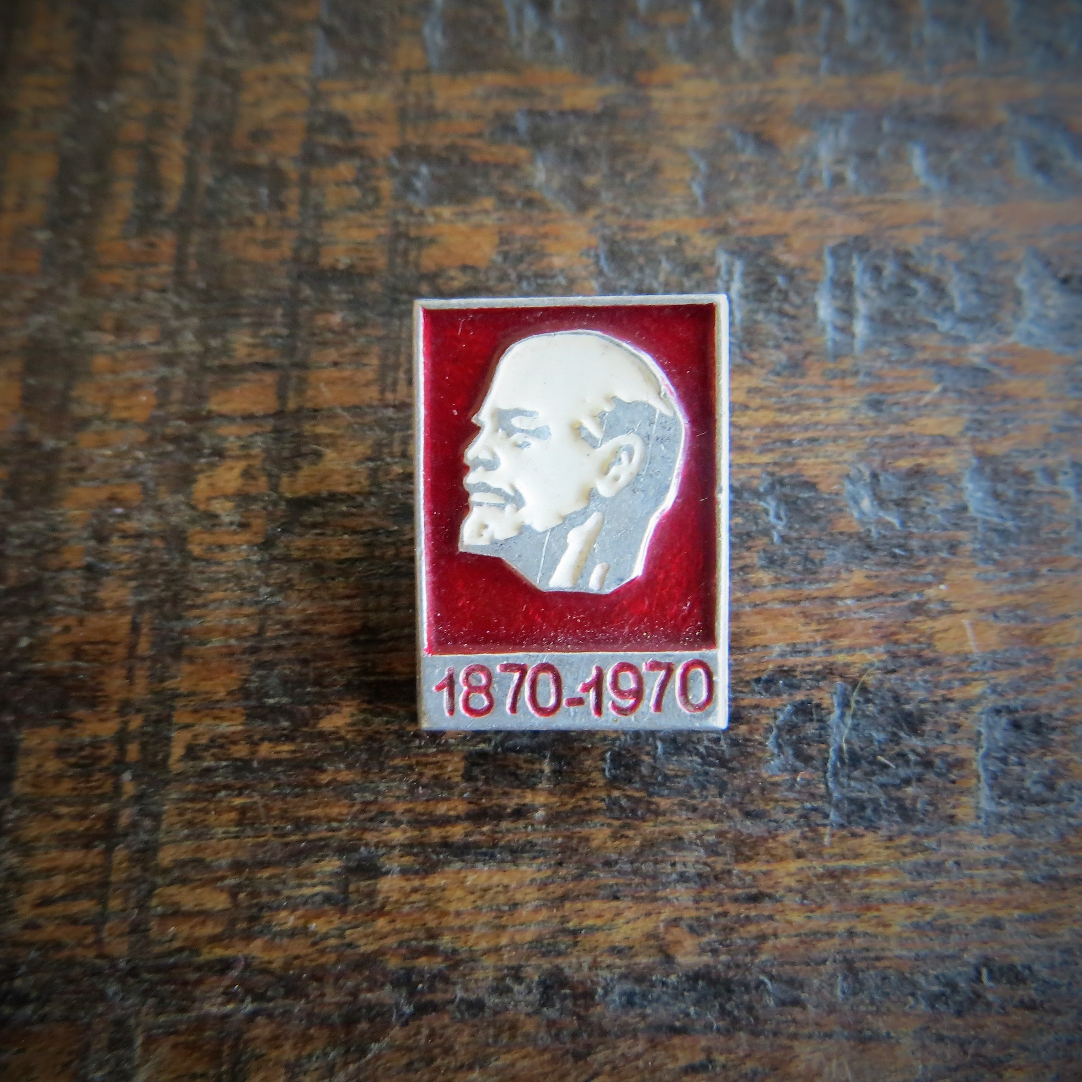 Pin Lenin