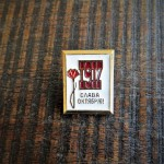 Pin Soviet Union October Glory