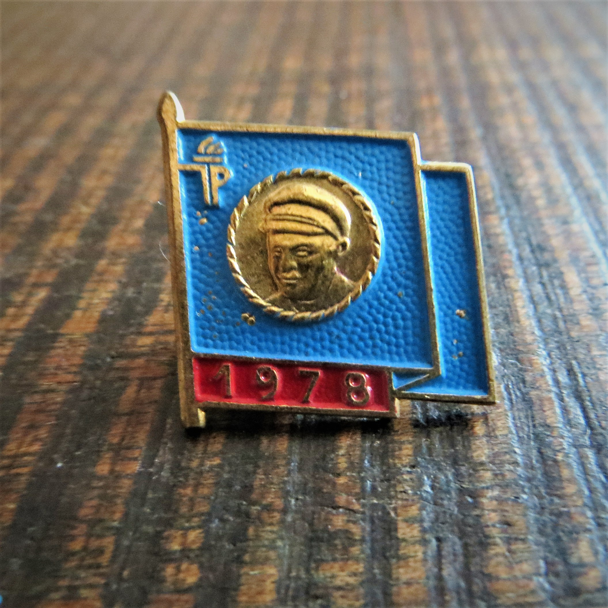 Pin Thalmann 1978 (1)