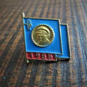 Pin Thalmann 1985 (1)