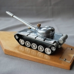 Soviet Model T-54 Tank (3)