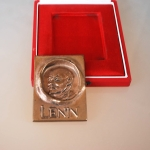 Medal Soviet Union Lenin (2)