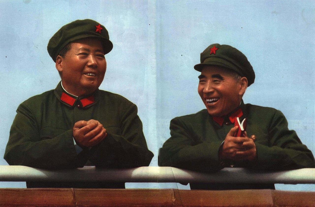 1280px-1967-01_1966年毛泽东与林彪2
