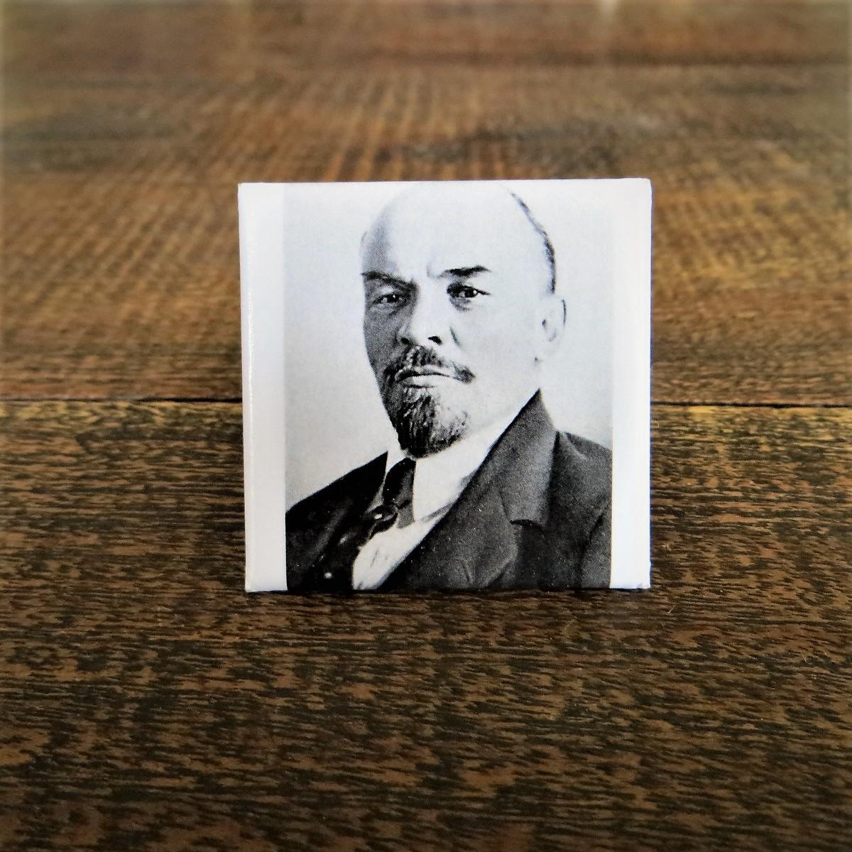 Fridge Magnet Lenin