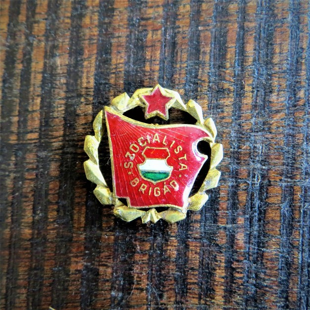 Pin Hungary Worker's Brigade