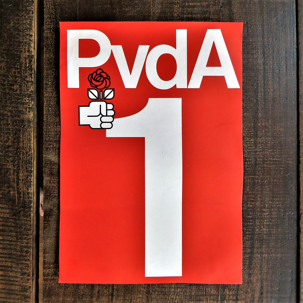 PvdA Lijst 1
