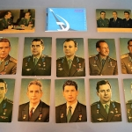 Soviet Union Space Postcards (1)