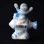 Porcelain Figure Space Soviet Union (2)