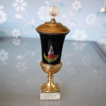 Vase Soviet Union Moscow (4)