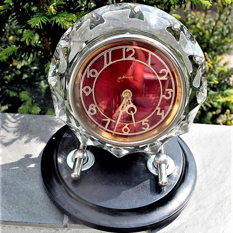 Clock Soviet Union (1)