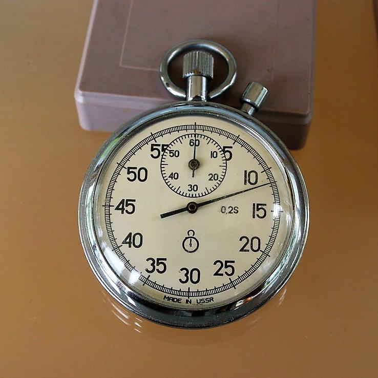 Soviet Stopwatch (1)