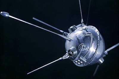 model-of-the-luna-2-spacecraft-ria-novosti