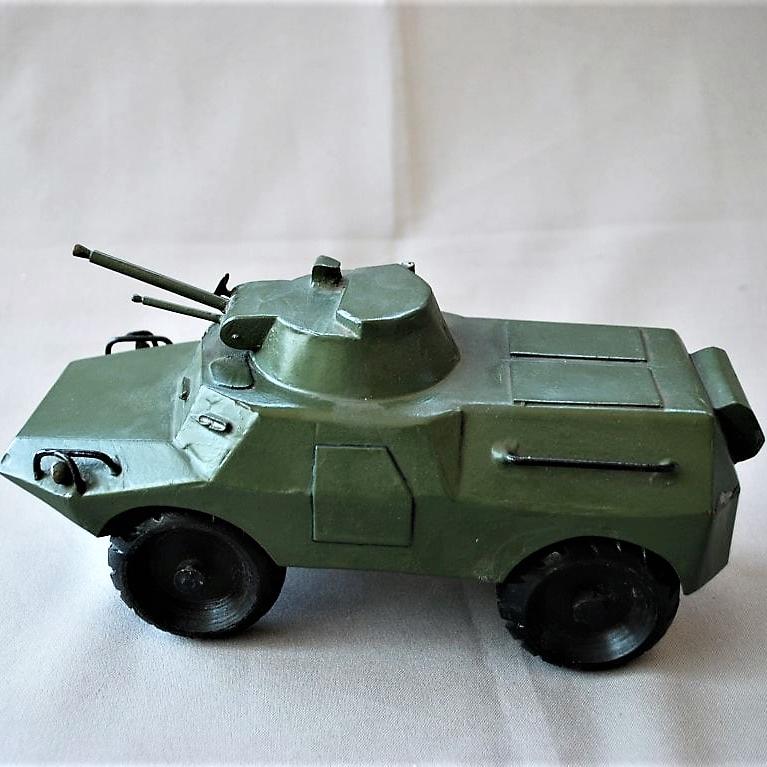 DDR Tank Model (2)
