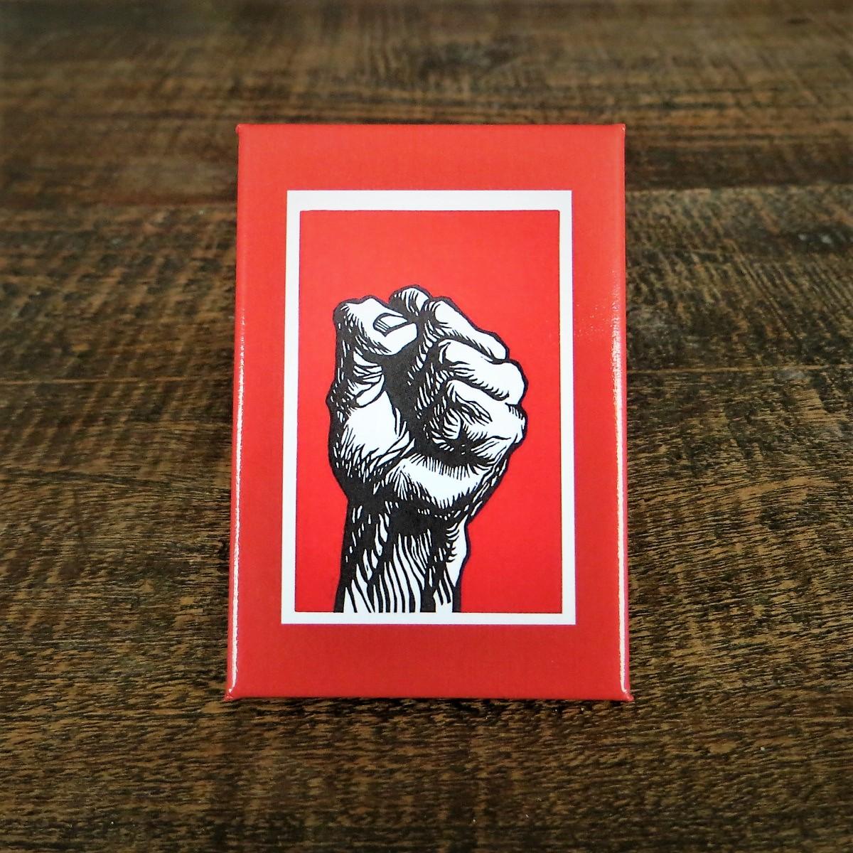 Fridge Magnet Fist