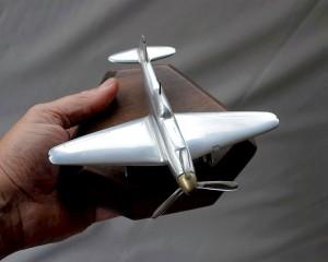 Model plane Yakovlev Yak-9 (1)
