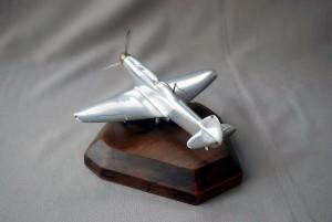 Model plane Yakovlev Yak-9 (4)