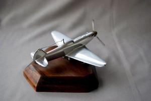 Model plane Yakovlev Yak-9 (5)