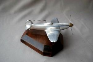 Model plane Yakovlev Yak-9 (6)