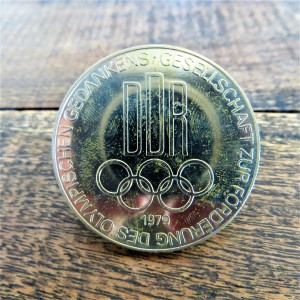 Olympic Game Medals (3)