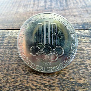 Olympic Game Medals (5)