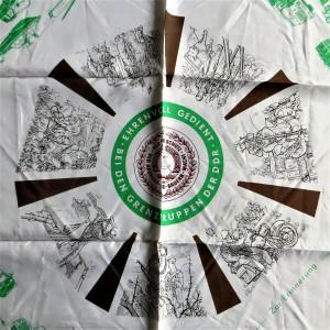 Silk Cloth Borderpatrol DDR (1)