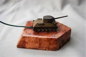 Soviet Tank and Jet Fighter (2)