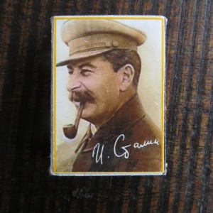 Stalin Matchbox (1)