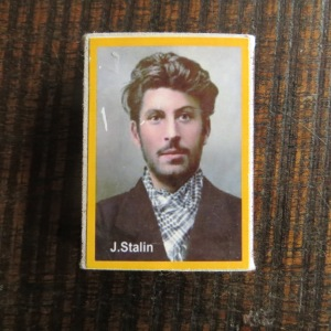 Stalin Matchbox (3)