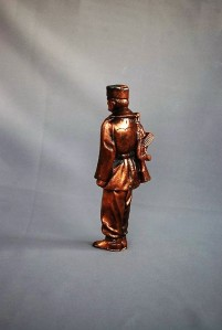 Statue border guard ak-47 (4)