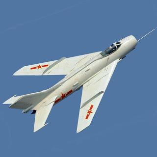 000 Shenyang J-6