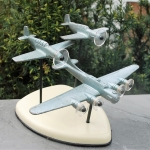B-17 Flying Fortress Model (1)