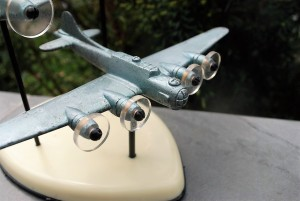B-17 Flying Fortress Model (3)