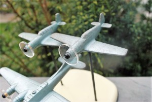 B-17 Flying Fortress Model (4)