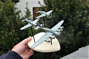B-17 Flying Fortress Model (5)