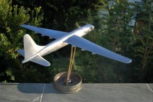 Convair B-36 Model (9)