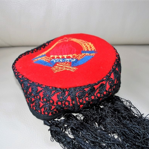 Headgear Yugoslavia (1)