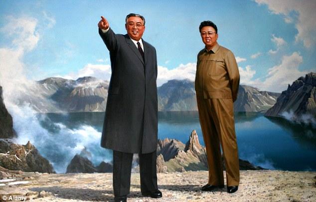 Kim-Il-Song_Kim-Jong-Il