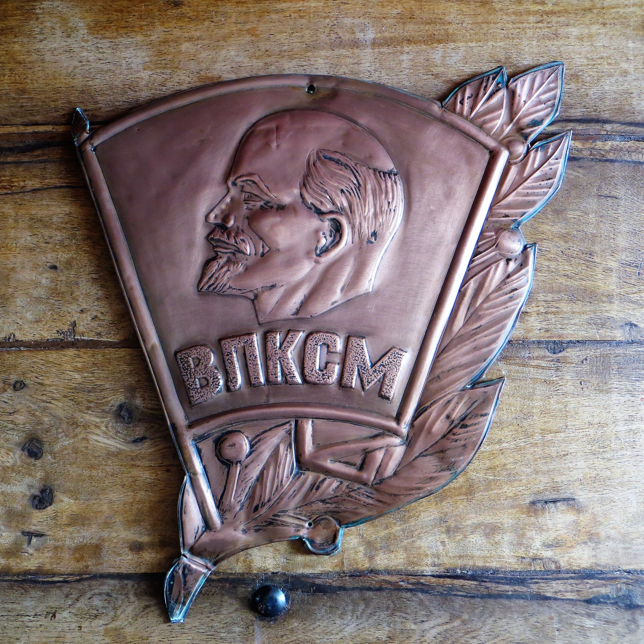 Lenin Komsomol Shield (2)