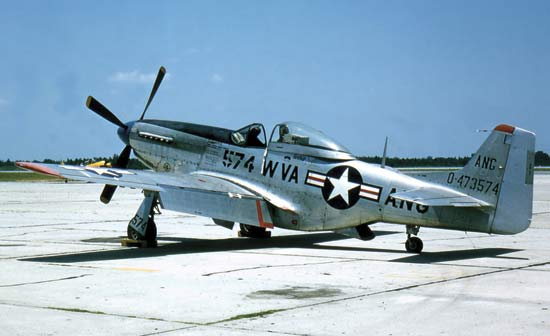 P-51D-Mustang-fighter