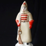 Porcelain Soldier With Bajonet (2)