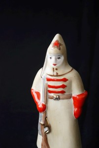 Porcelain Soldier With Bajonet (3)