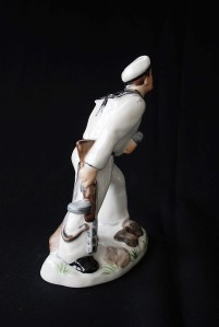 Porcelain Soviet Sailor (2)