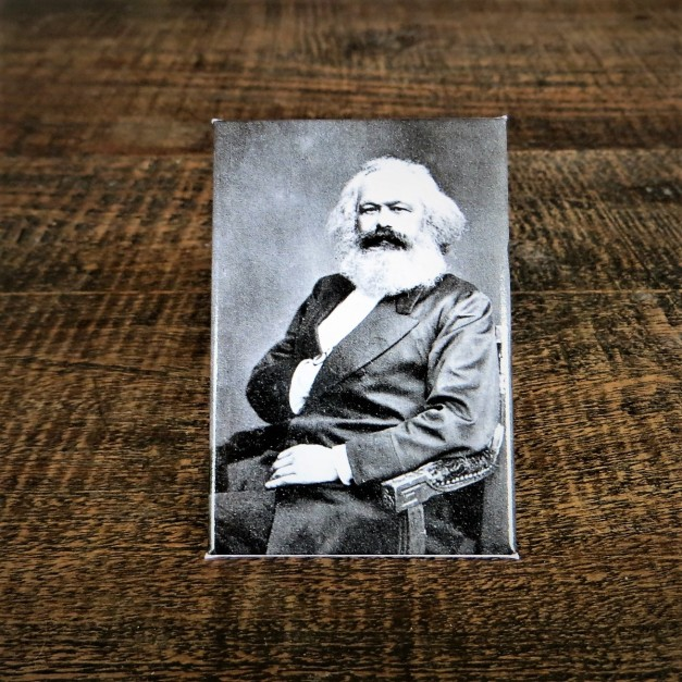 Fridge Magnet Karl Marx