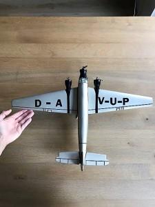 Junkers Ju 52 Model (2)