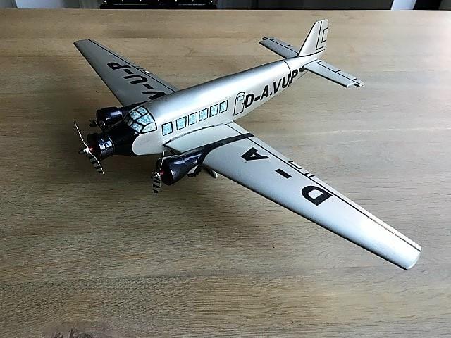 Junkers Ju 52 Model (3)